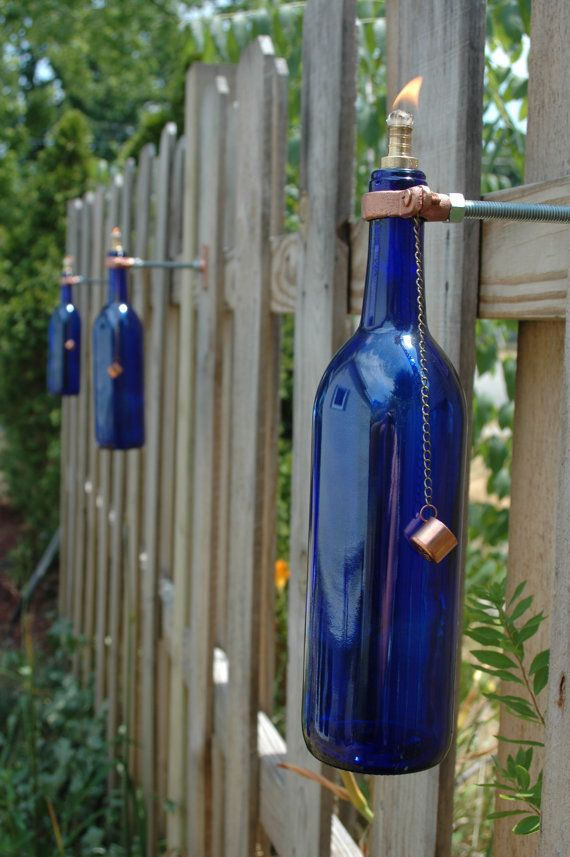 Outdoor fence decorations ideas homesfeed for Fence ornaments ideas
