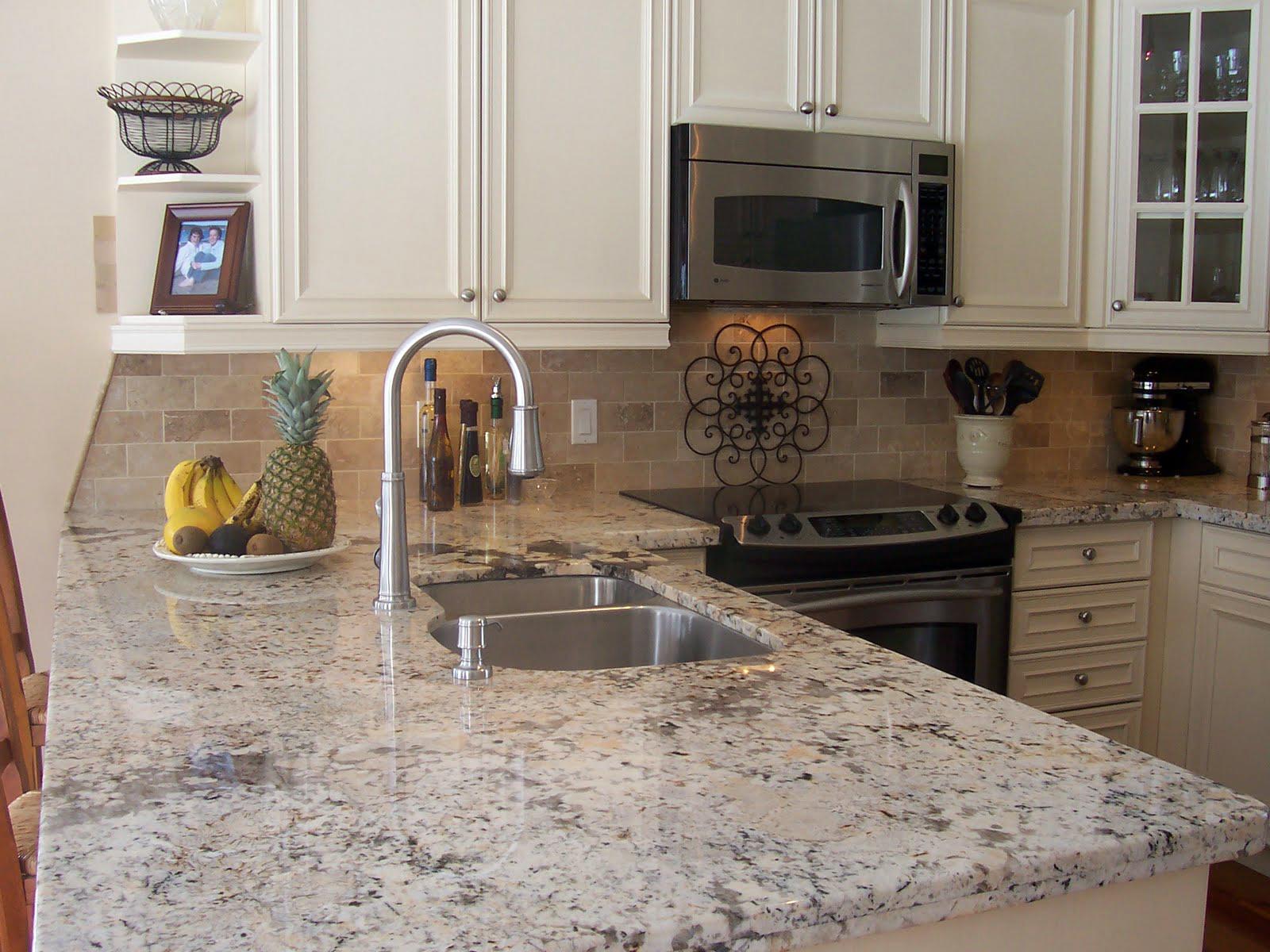 Wonderful Cashmere White Granite Countertop for Modern Home ...