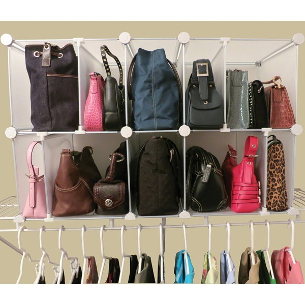 Wonderful Nice Adorable Cool Fantstic Handbag Storage With Park A Purse  Organizer Concept