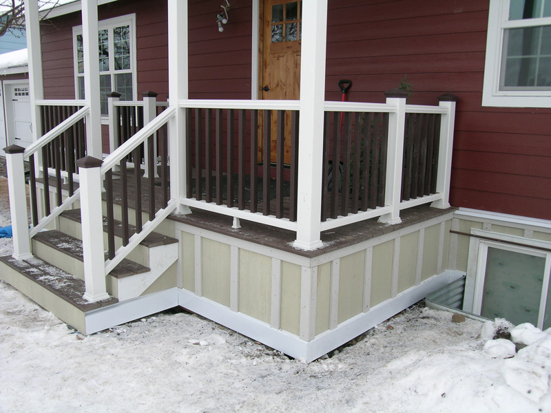 Porch Skirting Ideas on front home design ideas exterior architectures