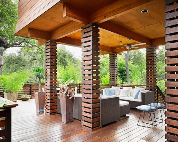 Good Wood Patio Designs Best 25 Wood Patio Ideas On Pinterest Woodboard Ceiling  For Patio With Unique