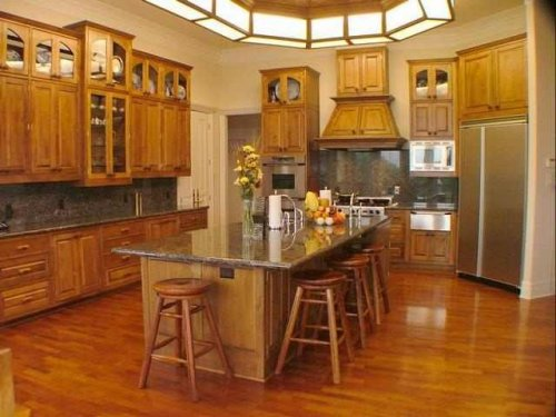 wonderful large kitchen island designs seating | Preferable Kitchen Island with Storage and Seating | HomesFeed