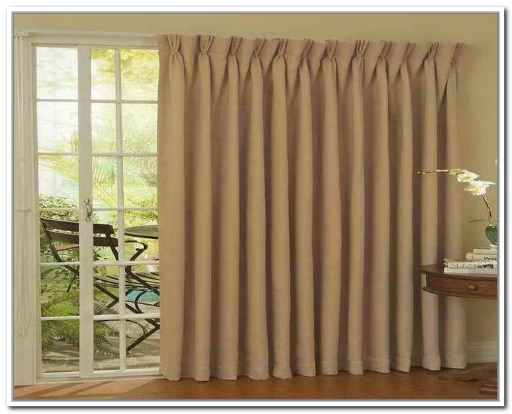 Tips Of How To Select The Window Treatment For Sliding Glass Door Homesfeed