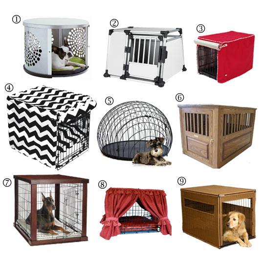 Various Cool Nice Amazing Designer Dog Crate With