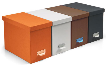 adorable-colorful-nice-different-File-Storage-with-orange-  sc 1 st  HomesFeed & Some Perfect File Storage You May Need at Office | HomesFeed