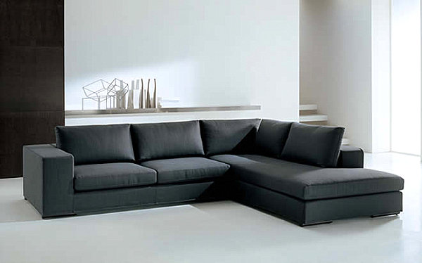 Adorable Cool Nice Small Compact Best Sectional Sofa