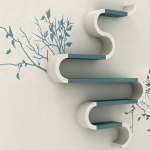 adorable-modern-nice-fantastic-cool-tree-shaped-bookshelf-with-Tree-shaped-bookshelf-design-wonderful-tree-ornaments