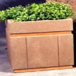 adorable-nice-cool-classic-simple-concrete-planter-boxes-with-large-big-square-box-concept-in-orange-coloring-for-nice-plants-728x607