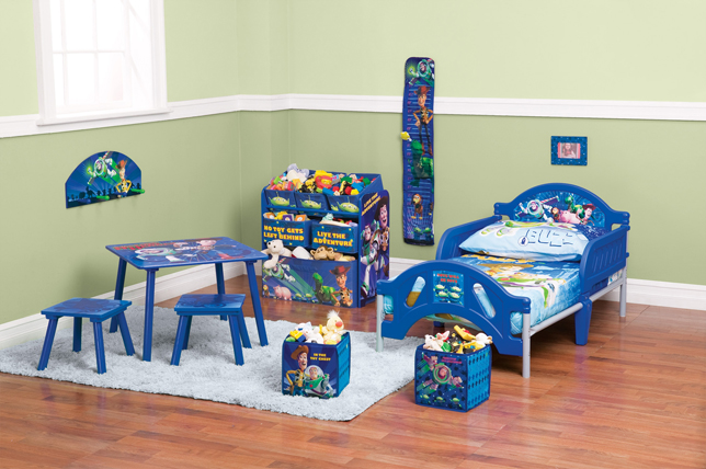 Adorable Nice Cool Fantastic Elegant Toy Story Bedroom