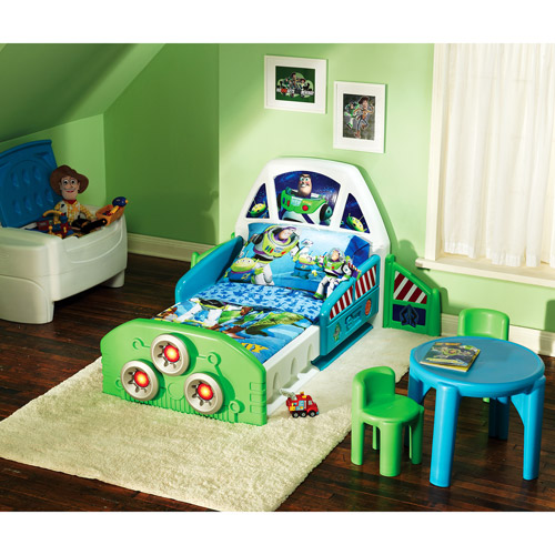 Woody Toddler Bed