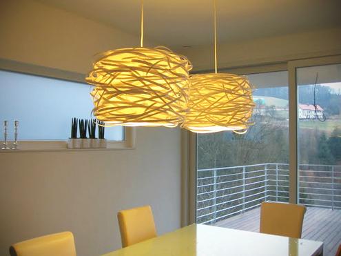 Creative design of diy pendant light for rooms homesfeed adorable nice cool ikea hack make a diy aloadofball Image collections