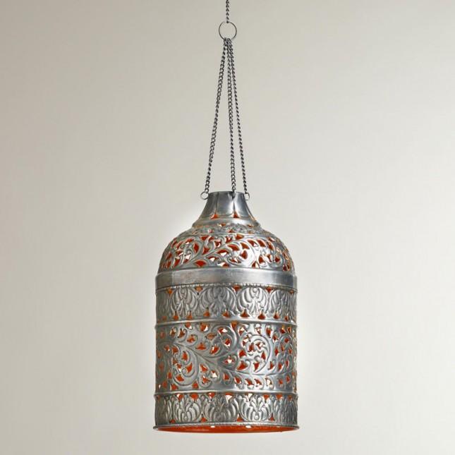 Creative Design Of DIY Pendant Light For Rooms