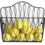 adorable-nice-fantastic-colol-compact-wall-mounted-fruit-basket-with-contemporary-fruit-bowls-and-baskets-in-black-coloring