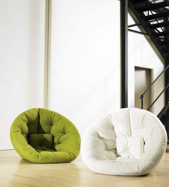 Small Creative And The Best Choice Of Comfy Chairs For