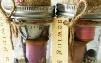adorable-nice-wonderful-sewing-kit-mason-jar-with-nice-classic-design-concept-with-nice-head-cover-with-small-rope-728x688