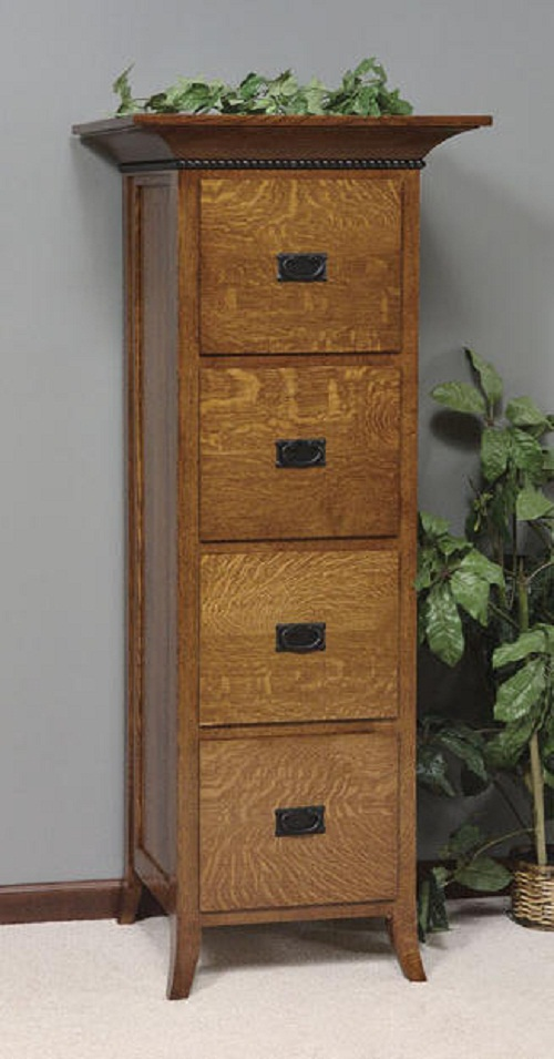 The Best Choice of Wood File Cabinet for Your Home Office | HomesFeed