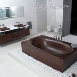 amazing-nice-cool-adorable-nice-colored-bathtub-with-granite-brown-coloring-concept-with-Beautiful-Bathtubs-Perfect-for-Relaxing-and-white-wall-and-flooring-tiles-728x597