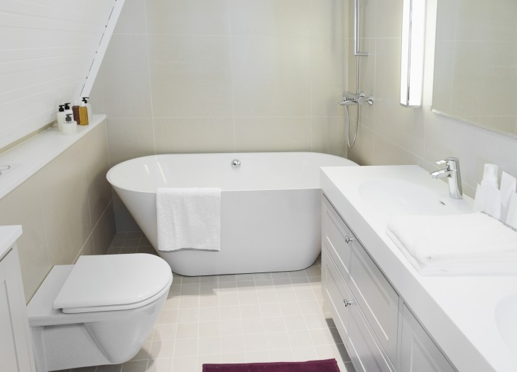 Small Square Tub Part - 45: Attractive-coolest-nice-amazing-adorable-compact-soaking-tub-