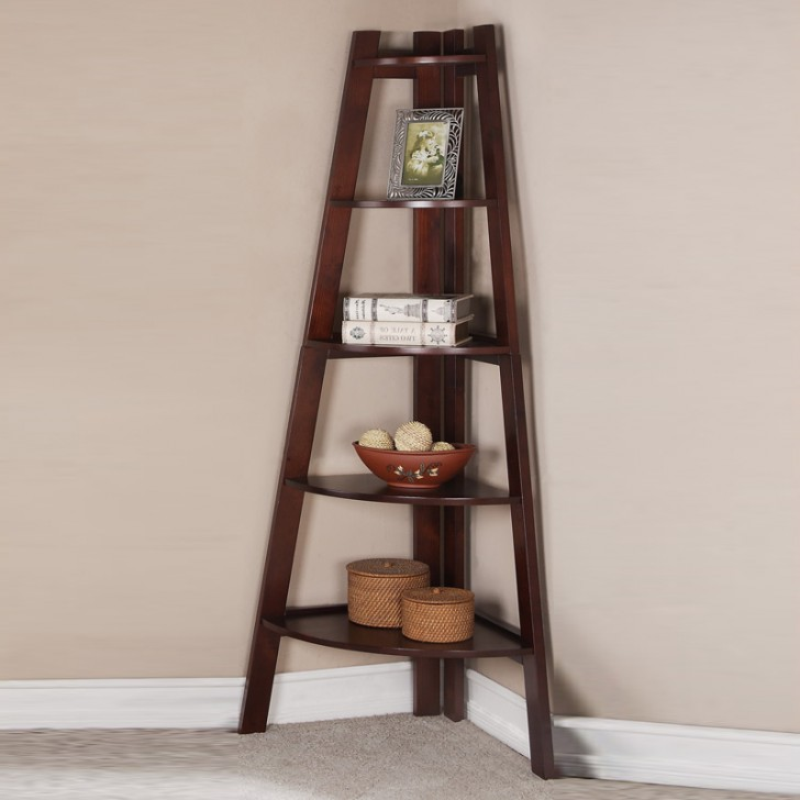 The Most Adorable Corner Bookshelf Design For You Homesfeed