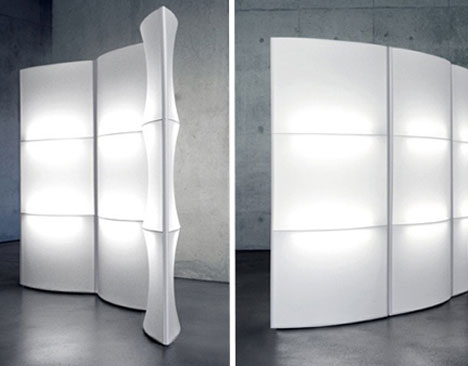 Awesome Cool Simple Nice Illuminated Room Divider Room