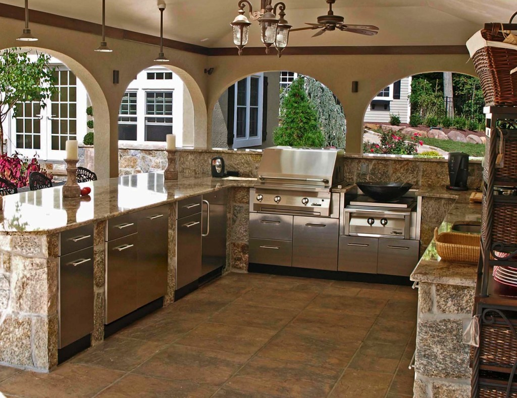 Stylish Ceiling Fans For Outdoor And Indoor HomesFeed - Kitchen light fixtures with fans