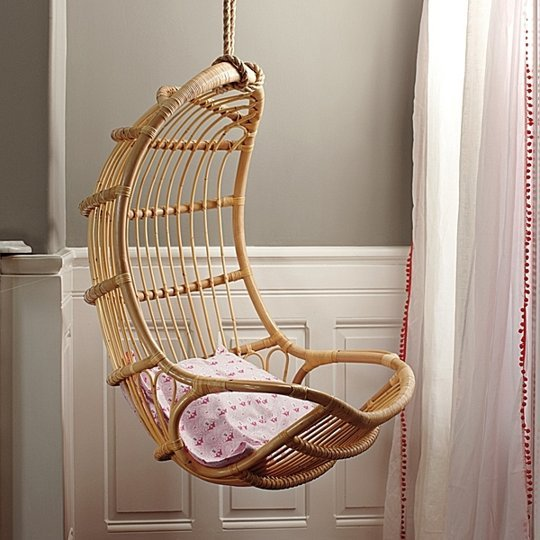 Classic Adorable Nice Simpe Small Hanging Chair From