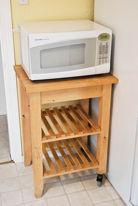 Ikea Kitchen Stand For Table