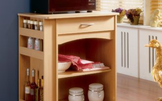 collective-nice-adorable-mdoern-classic-cool-microwave-cart-with-argentina-home-Microwave-Cart-wooden-made-concept-with-small-side-bottle-case