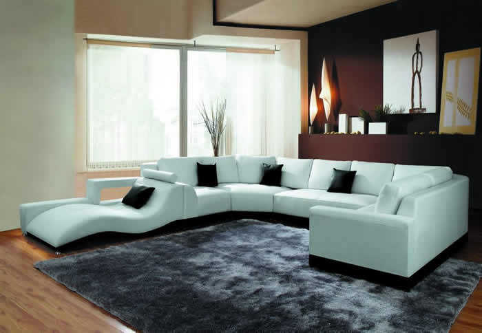 Cool Sectionals the best choices of sectional sofa for your living room | homesfeed