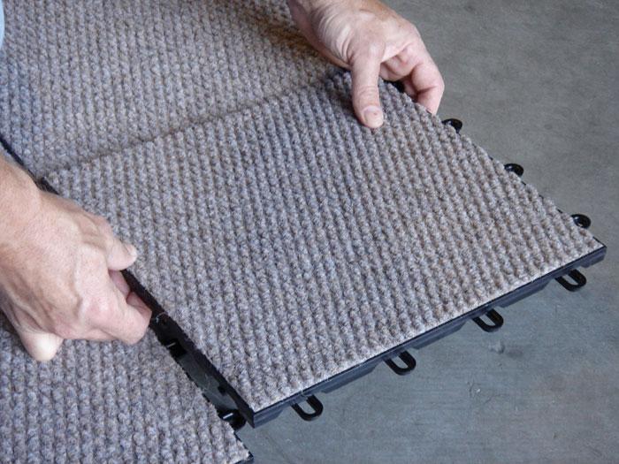 Bring Basement Floor Covering More Vivid HomesFeed - Best floor covering for damp basement