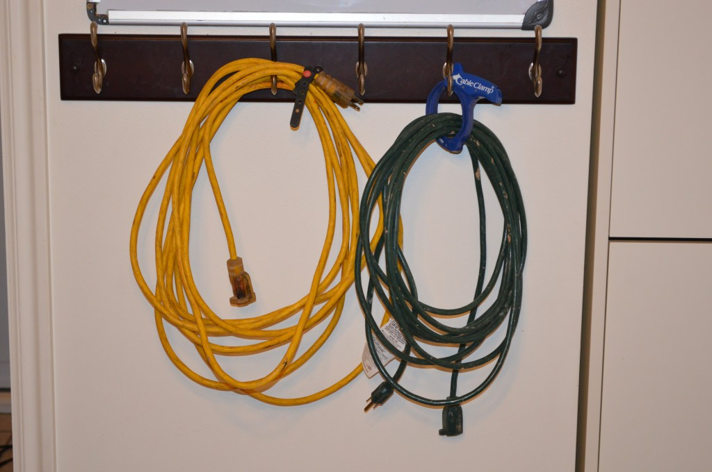 Electrical Cord Organizer Design Decoration: extension cable organizer
