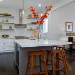 fantastic-cool-nice-adorabl-Small-Kitchen-Island-with-Seating-and-Storage-with-white-counter-top-and-nice-white-shelf-design