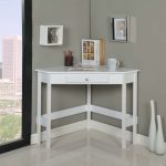 fantastic-cool-nice-modern-small-white-corner-desk-on-brown-ceramic-floor-plus-beige-wall-paint-with-nice-single-drawer-728x623