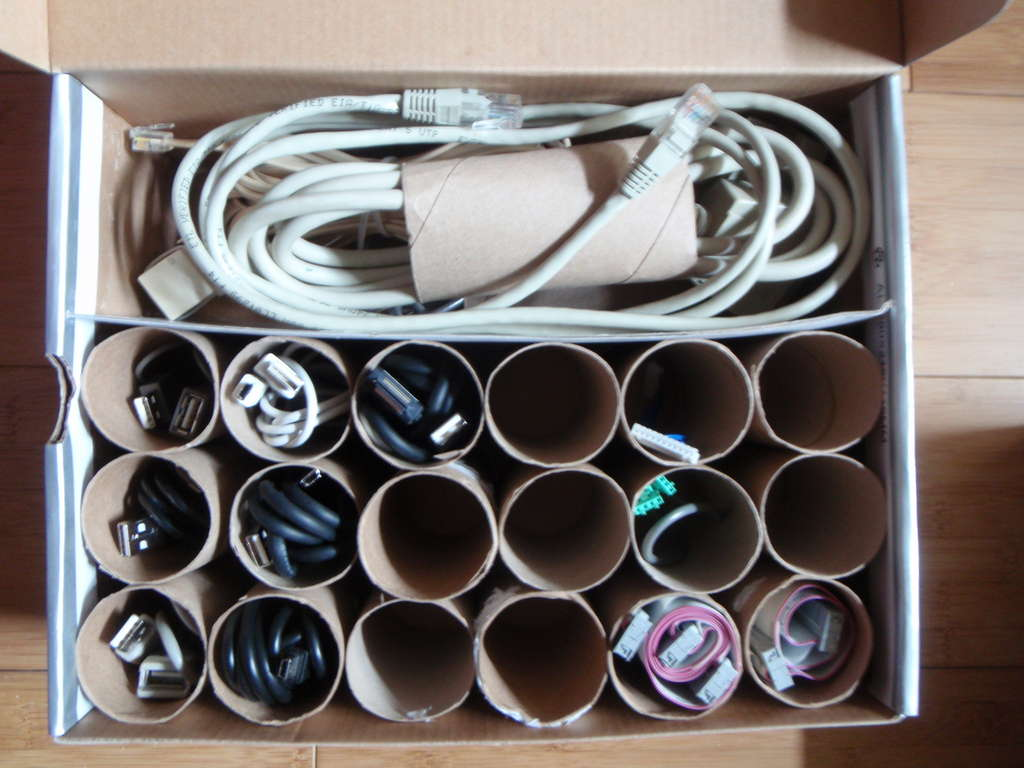 Cable Storage Rack - Listitdallas