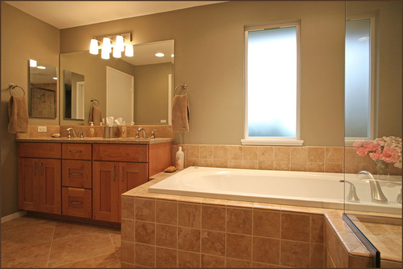 Draft your bath remodel cost estimation homesfeed for Bathroom remodel photo gallery