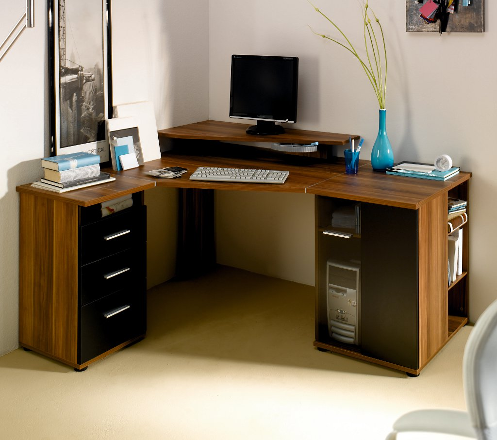 Home Furniture Cheap Corner Desks Budget Friendly And Room