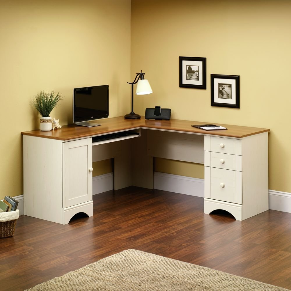 cheap corner desks budget friendly and room beautifier homesfeed. Black Bedroom Furniture Sets. Home Design Ideas