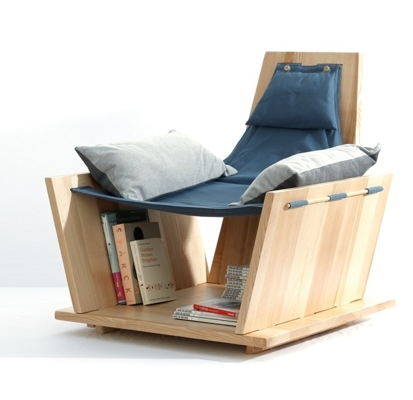 Modern and fortable Reading Chair Design