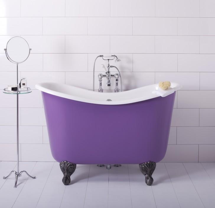 Smart Choice of Narrow Bathtub for You   HomesFeed
