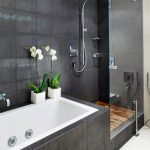 nice-cool-pure-bathrooms-accessories-and-furniture-fascinating-small-bathroom-design-with-wall-stone-tile-with-white-bathtub-design-and-acrylic-material-and-square-shape-728x973