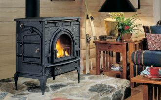 nice-modern-cool-adorable-wood-burning-stove-with-legs-concept-and-has-black-coloring-with-glass-door-with-big-chimney-728x405