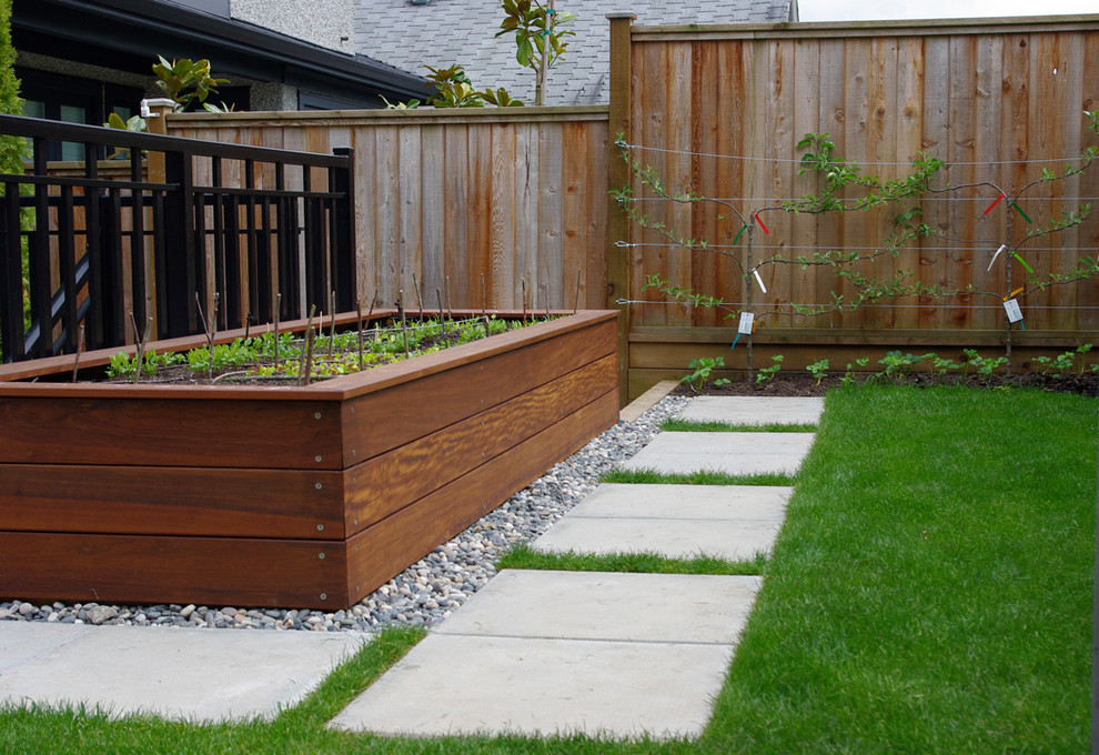 Wood for raised beds a practical way of gardening homesfeed for Garden box landscape and design