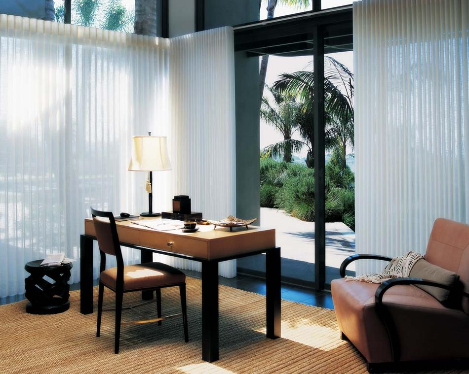 Tips Of How To Select The Window Treatment For Sliding