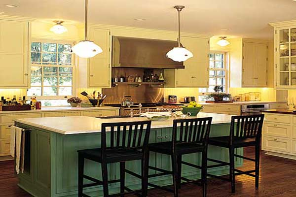 Preferable Kitchen Island with Storage and Seating | HomesFeed