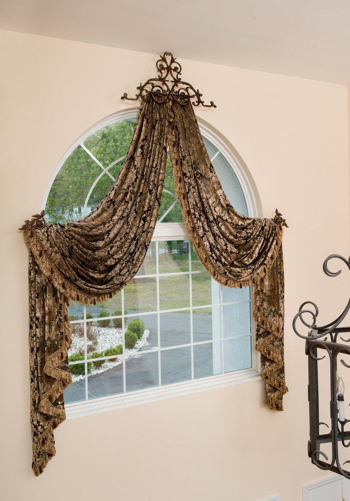 Best Selections Of Curtains For Arched Windows Homesfeed