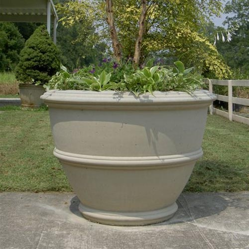 Various concept of concrete planter boxes for home Concrete planters