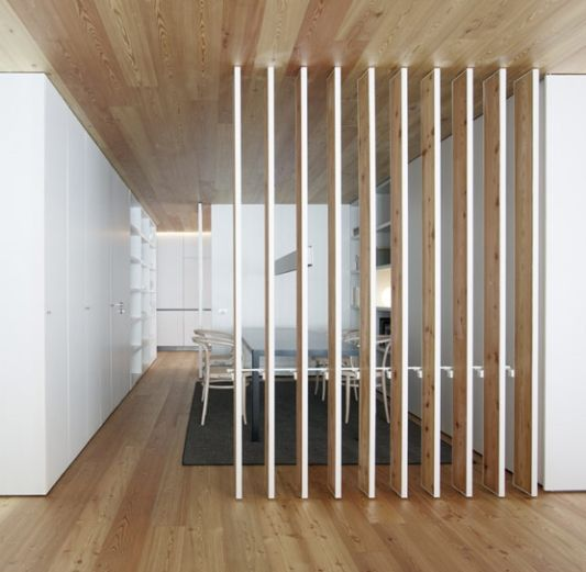 Dining Room Partition