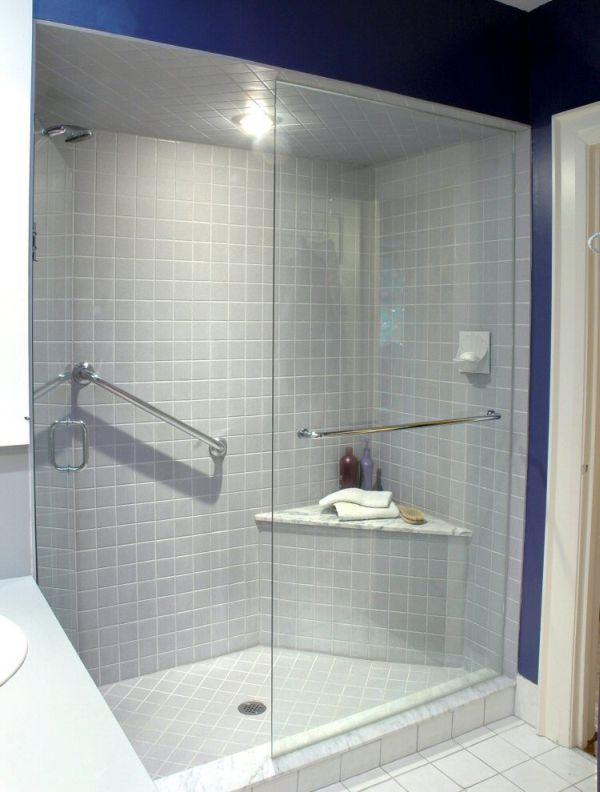 how wonderful is built in modern shower design homesfeed