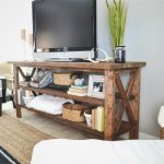 wonderful-cool-nice-amazing-classic-village-Rustic-TV-Console-with-wooden-concept-original-coloring-concept-has-four-legs-and-nice-decoration