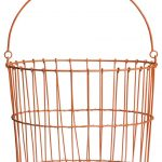 wonderful-nice-adorable-cool-contemporary-baskets-with-ncie-orange-coloring-made-of-steel-design-for-wall-mounted-concept